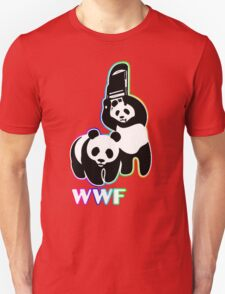 WWF (Behind The Scene) Colored Unisex T-Shirt