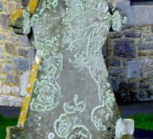 Topsham Cemetery Sticker