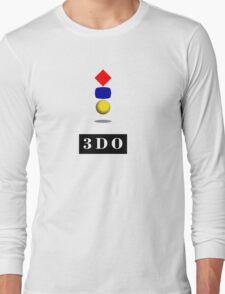 Panasonic 3DO Interactive Multiplayer Long Sleeve T-Shirt