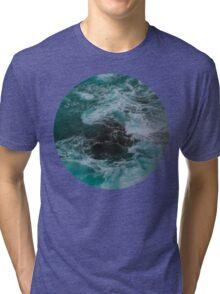 Big Sur Waves Tri-blend T-Shirt
