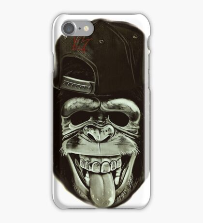 Gorilla iPhone Case/Skin