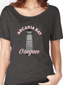Arcadia Bay, Oregon – Chloe Price, Life Is Strange Women's Relaxed Fit T-Shirt