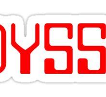 Magnavox Odyssey Logo Sticker