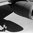 In the shade of a C-5M Super Galaxy by James2001