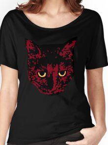 Darth Kitty Women's Relaxed Fit T-Shirt