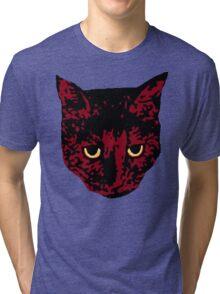 Darth Kitty Tri-blend T-Shirt