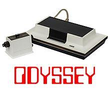 Magnavox Odyssey Photographic Print
