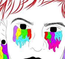 Josh Dun Digital Art. Sticker