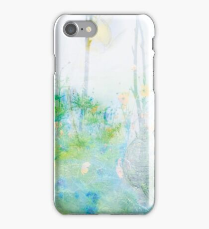 Fog Forest iPhone Case/Skin