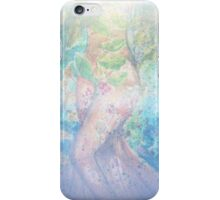 Born again-hazy iPhone Case/Skin