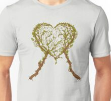 Growing Heart Unisex T-Shirt