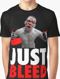Just bleed diaz Graphic T-Shirt