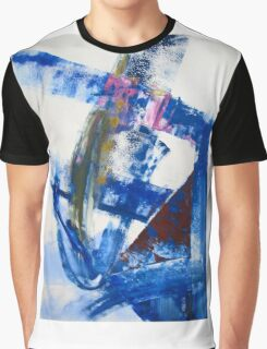 One today is worth two tomorrow - Original Wall Modern Abstract Art Painting Original mixed media Graphic T-Shirt