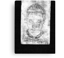 Abel Canvas Print
