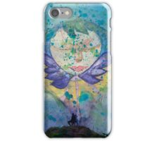 Solitary-man iPhone Case/Skin