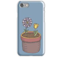 Happy Mother's Day Flowers iPhone Case/Skin