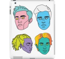 Space Boys iPad Case/Skin