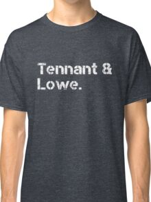 Pet Shop Boys [line-up] Classic T-Shirt