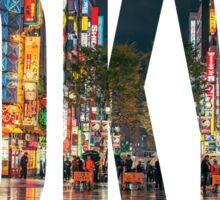 Tokyo Sticker