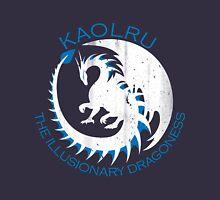 White & Blue Dragon Unisex T-Shirt