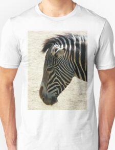 Zebra Unisex T-Shirt