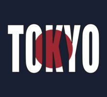 Tokyo. Kids Tee