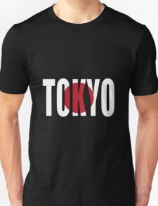 Tokyo. Unisex T-Shirt