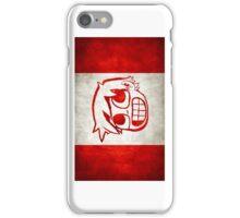 Scott Pilgrim Canada flag edition iPhone Case/Skin