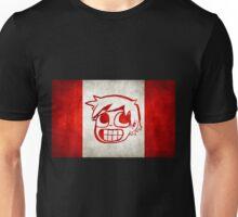 Scott Pilgrim Canada flag edition Unisex T-Shirt
