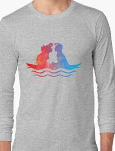 Boat Ride Kiss Long Sleeve T-Shirt