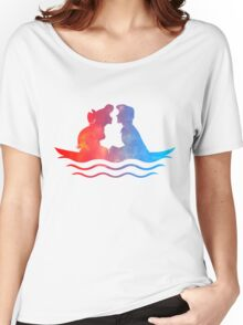 Boat Ride Kiss Women's Relaxed Fit T-Shirt