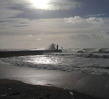 Ocean Landscape by laurence longueville