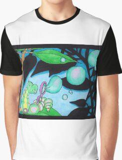The Caterpillar Graphic T-Shirt