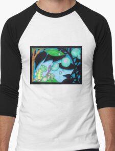 The Caterpillar Men's Baseball ¾ T-Shirt