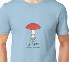 Fly Agaric (without smiley face) Unisex T-Shirt