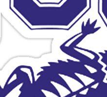 TCU  Sticker