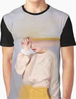 Oil Painting Graphic T-Shirt