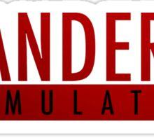 Yandere simulator Sticker