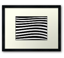 Drippy Framed Print