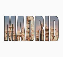 Madrid Kids Tee