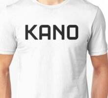 Kano text logo Unisex T-Shirt