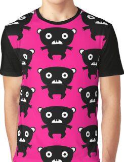 Beario x Many Graphic Tee Graphic T-Shirt