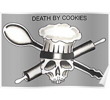 Death By Cookies Poster