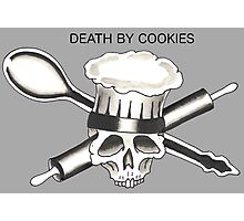 Death By Cookies Photographic Print