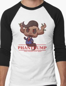 Phantrump  Men's Baseball ¾ T-Shirt