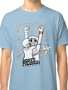 Scott Pilgrim vs the world Classic T-Shirt
