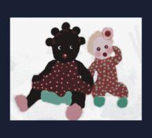 Vintage Baby Dolls Kids Tee