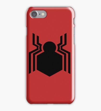 civil war - spider-man  iPhone Case/Skin
