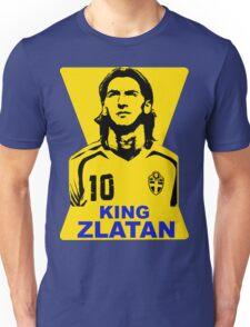 king Zlatan Unisex T-Shirt