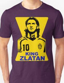 king Zlatan T-Shirt